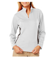 Ladies Moisture Wicking Pullover