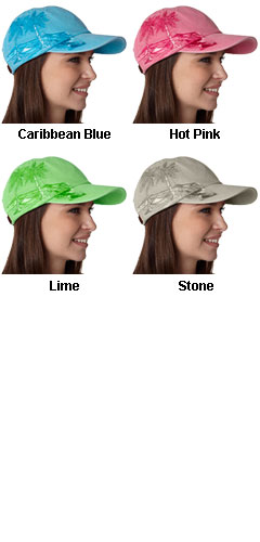 Adams Palm Trees Resort Cap - All Colors