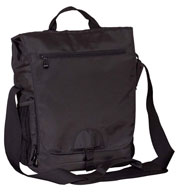 BAGedge Vertical Messenger Tech Bag