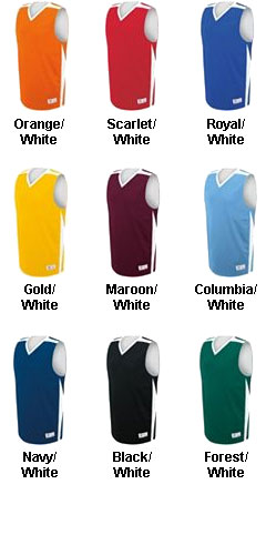 Adult Fusion Reversible Game Jersey - All Colors