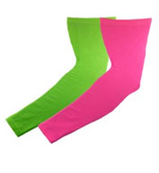 Neon Glide Compression Arm Sleeves