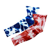 Tie Dyed Compression Arm Sleeves