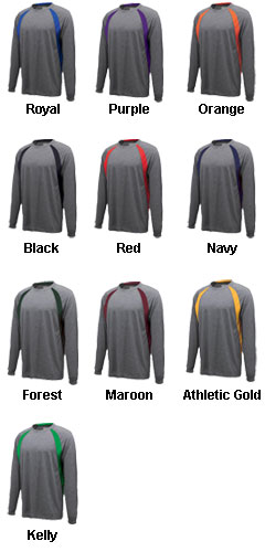Youth Pregame Performance Shirt - All Colors