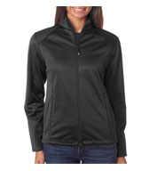 UltraClub Ladies Water Resistant Soft Shell Jacket