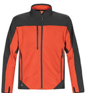 Mens Hybrid Softshell