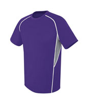 Youth Short Sleeve Evolution Jersey