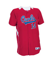 Russell Athletic Youth Full Button Faux Placket Jersey