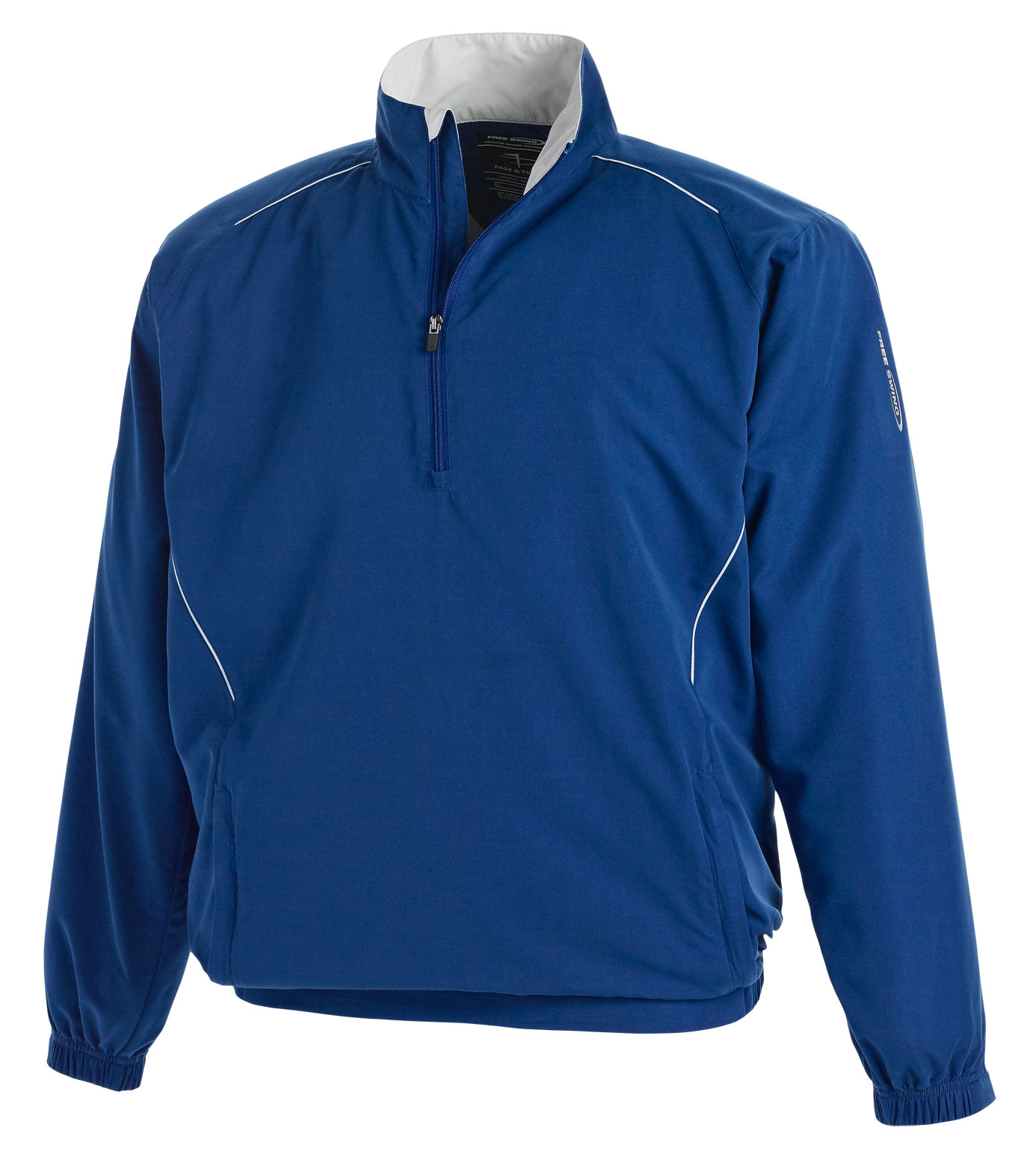 Customize Paige And Tuttle Mens Free Swing Quarter Zip