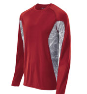 Long Sleeve Tidal Shirt by Holloway USA