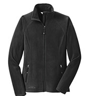 Eddie Bauer® Ladies Full-Zip Microfleece Jacket