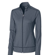 Ladies CB DryTec™ Topspin Full Zip
