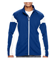 Mens Elite Performance Full Zip Warm Up Jacket