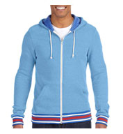 Mens Alternative Woody Zip-Up Hoodie