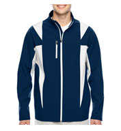 Mens Icon Colorblock 3 Layer Soft Shell Jacket