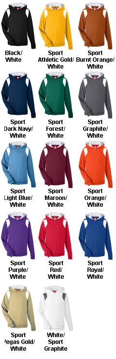 Youth Elite Performance Hoodie - All Colors