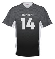 Custom Sublimated Replica Fan Football Jersey