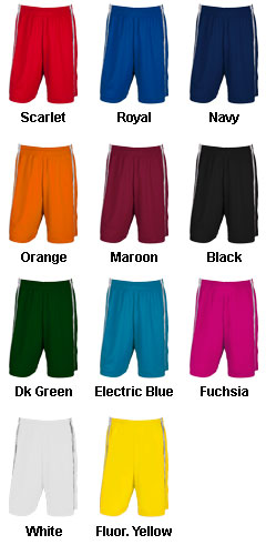 Adult Matrix Basketball Short - All Colors