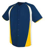 Adult Ace Full Button Jersey