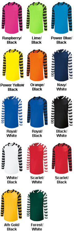 Youth Prism Goalkeeper Jersey - All Colors