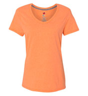 Womens X-Temp® V-Neck T-Shirt