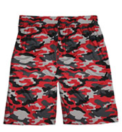 Youth Camo Sport Short