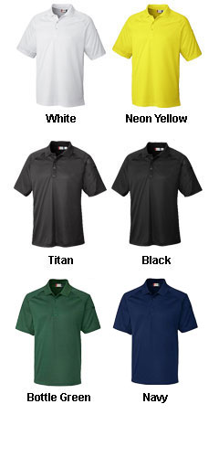 Clique Mens Malmo Tactical Polo - All Colors