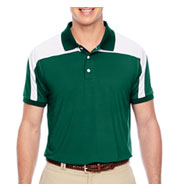 Mens Victor Performance Polo