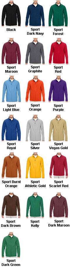 Mens Leader Soft Shell Jacket - All Colors