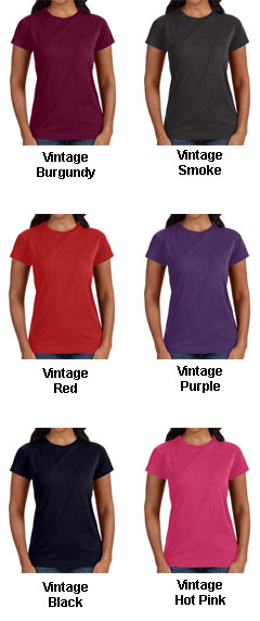 Ladies Vintage Fine Jersey - All Colors