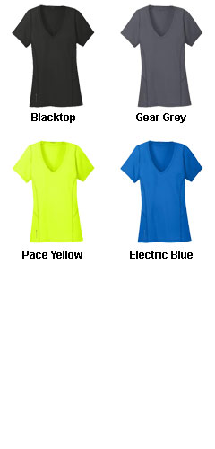 Ladies Ogio® Endurance Nexus Tee - All Colors