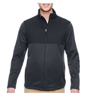 Mens Task Performance Fleece Full-Zip Jacket
