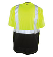 Black Bottom ANSI II Hi-Vis Tee