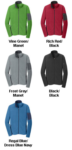 Mens Summit Fleece Full-Zip Jacket - All Colors
