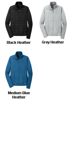 Mens Sweater Fleece Jacket - All Colors