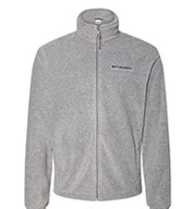 Columbia Mens  Full-Zip Steens Mountain Fleece Jacket