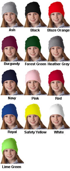 UltraClub Knit Beanie - All Colors