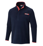 Columbia Mens Harborside Fleece Pullover