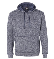 J America Cosmic Poly Hooded Pullover Sweatshirt