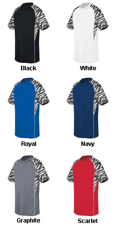 Adult Evolution Print Short Sleeve - All Colors