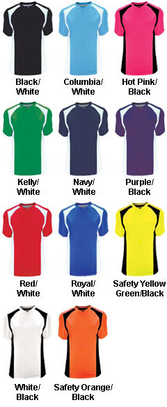 Agility Ladies Jersey - All Colors