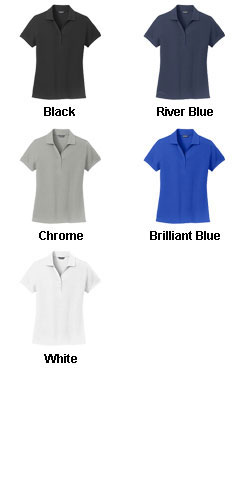 Eddie Bauer® Ladies Cotton Pique Polo - All Colors
