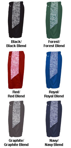Youth Blend Panel Short - All Colors