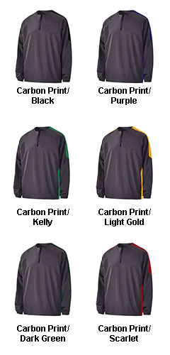 Youth Bionic Quarter Zip Pullover - All Colors