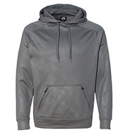 J. America Volt Poly Hooded Pullover Sweatshirt