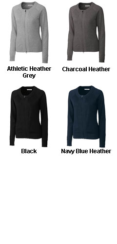 Ladies Broadview Cardigan - All Colors