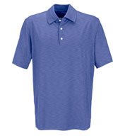 Greg Norman Play Dry Heather Polo
