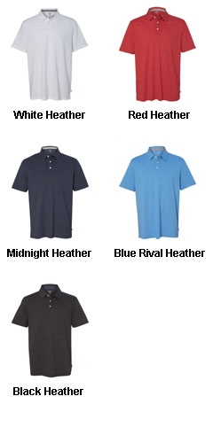 IZOD Heather Jersey Sport Shirt - All Colors