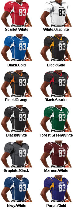 Youth Marker Football Jersey - All Colors