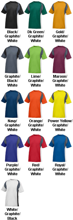 Adult Quasar Jersey - All Colors