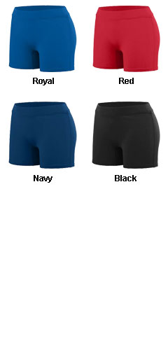 Ladies Enthuse Short - All Colors